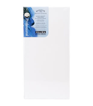 Winsor & Newton Artists' Quality Stretched Canvas 10''x20''