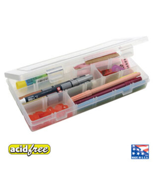 "ArtBin  Solutions Compartment Box-9""X5""X1-2/5"""