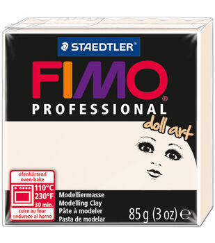 Fimo Professional Doll Art Clay 3oz