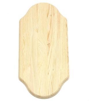 Pine Plaque-9''x19''x.68''/Innkeeper