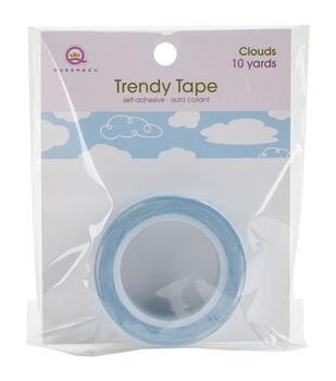 Queen & Co Clouds Trendy Tape