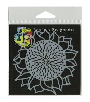Crafter's Workshop Fragments Sunflower Templates