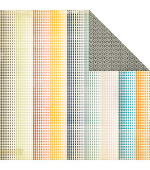 """Boys Rule Double-Sided Cardstock 12""""X12""""-Champ"""