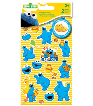 Sesame Street Sticker