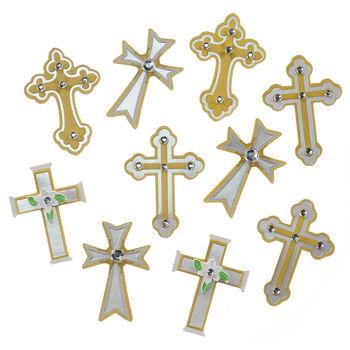 Crosses -jolees Boutique Emb