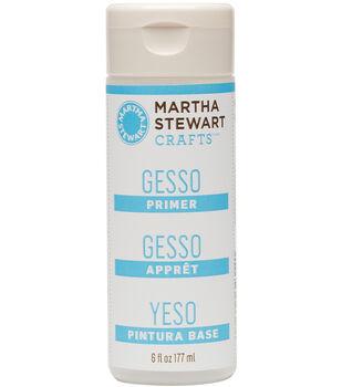 Martha Stewart Gesso Primer-6 Ounces