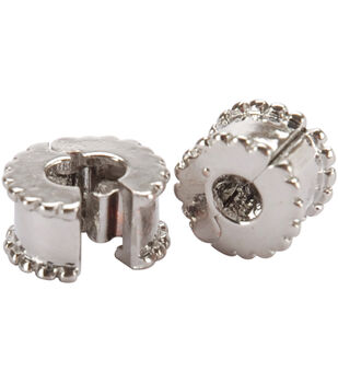 Jesse James Uptown Bead Collection Stoppers Safety Chain