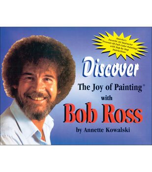 Martin/F. Weber-Bob Ross Discover The Joy Of Painting Book