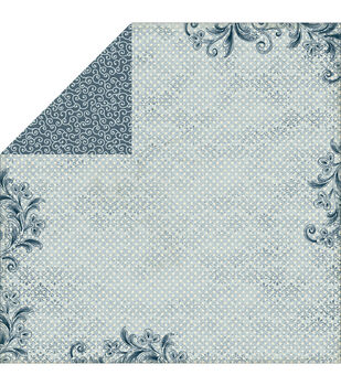 """Favorite Double-Sided Cardstock 12""""X12""""-Indelible"""