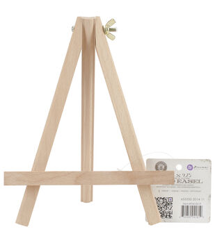 Prima Marketing Relic & Artifacts Wooden Easel 7.5''x9.5''