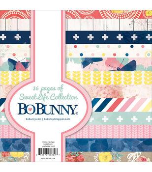 Bo-Bunny Sweet Life Paper Pad