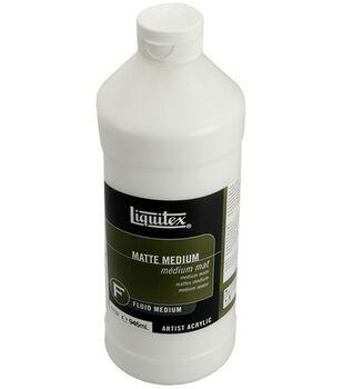 Liquitex Acrylic Matte Medium-32oz