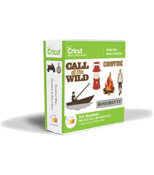 Cricut® Everyday Cartridge, Outdoor Man