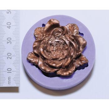 Wow! 3D Molds Tea Rose