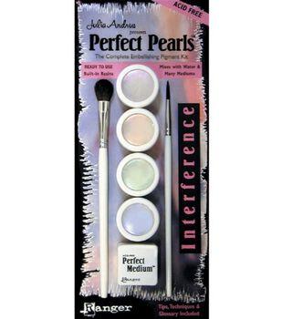 Melt Art Perfect Pearls Powder 4-Color Sets
