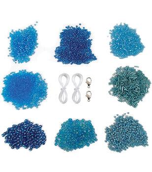 Ocean -Glass Bead Kit