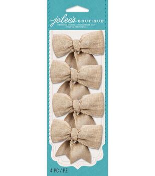 Jolee's Boutique - Burlap Bows