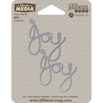 Jillibean Soup Mix The Media Joy Wire Words