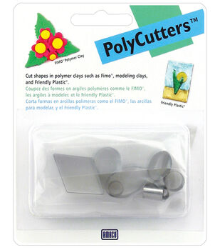 American Art Clay Friendly Cutters