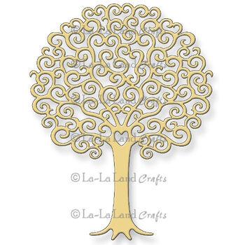 La-La Land Die Heart Tree