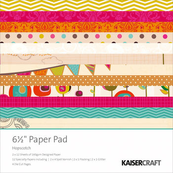 Kaisercraft Hopscotch Paper Pad