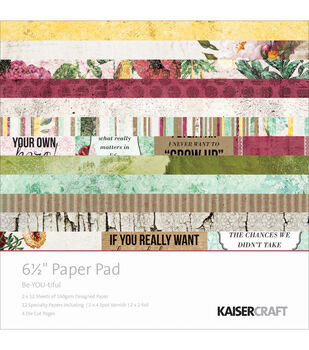 Kaisercraft Be-You-Tiful Paper Pad