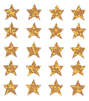 Sandylion Classpak Stickers-Gold Stars