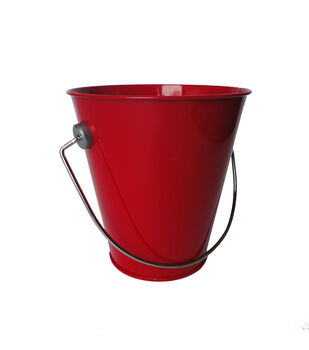 Small Tin Pail