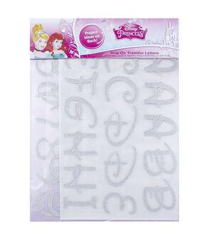 Disney Princess Alphabet Iron-on Transfer