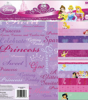 EK Success Disney Paper Pad Princess