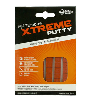 Tombow Xtreme Red Mounting Putty Tabs