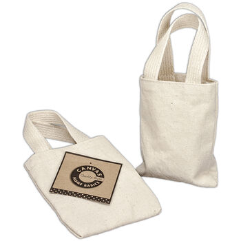 Canvas Corp Canvas Flat Tote Natural