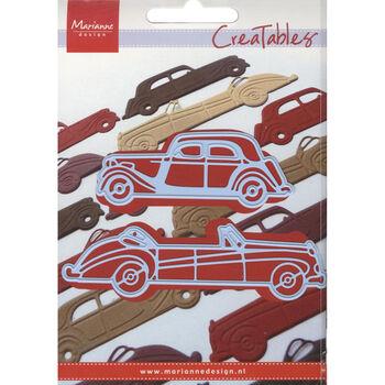 Marianne Designs Creatables Die Classic Cars