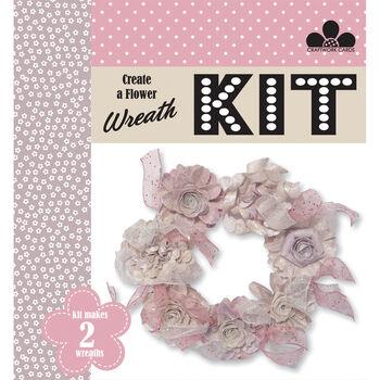 Craftwork Cards Create A Wreath Kit Bohemian
