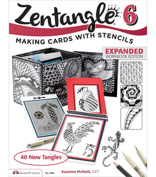 Zentangle 6 Expanded Workbook Edition