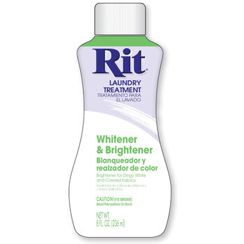Rit 8 oz. Liquid Dye-1PK/Whitener