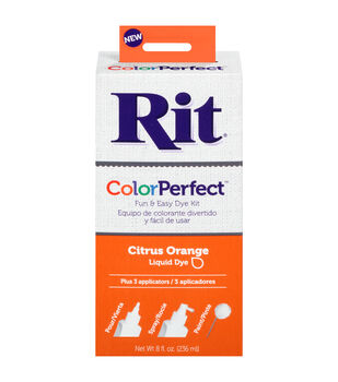 Rit ColorPerfect Dye Kit-Citrus Orange