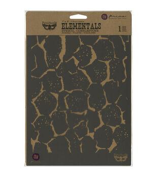 Prima Marketing Finnabair Cobblestone Stencil