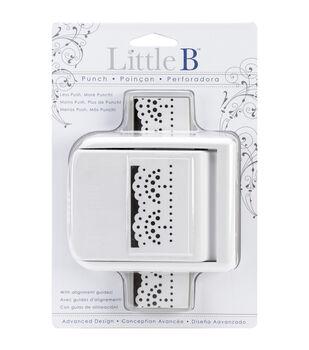 Little B Edge Punch-Lace Doily