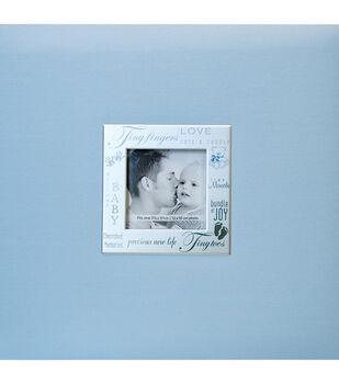 8''x8'' Expressions Postbound Album-Baby Boy