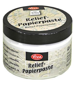 Viva Decor My Paper World Relief Paper Paste