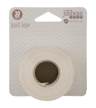 Jillibean Soup Soup Staples Smile 3 Sides Kraft Tape