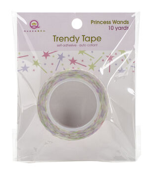 Queen & Co Princess Wand Trendy Tape