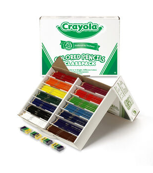 462 count Colored Pencil Classpack, 14 colors