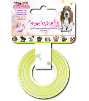The Puppies Paper Tape Works