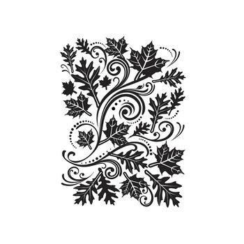 Darice® Embossing Folder - Fall Leaf, 4-1/2 x 5-3/4 inches