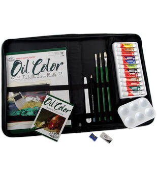 Royal Brush Stuio Artist Set-Oil Color