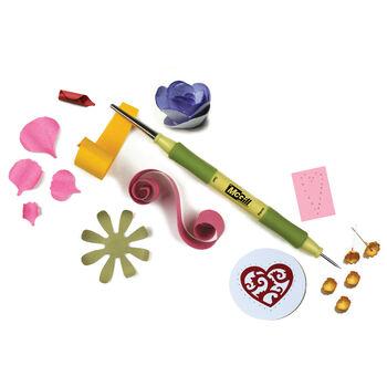 MCGills Paper Blossom Tool Kit Roller/Piercer