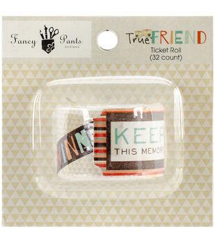 True Friend Tickets 32/Roll-