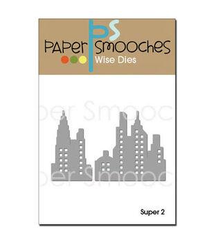 Paper Smooches Die-Super 2